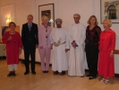 Opening of exhibition in Sohar, Oman 2006